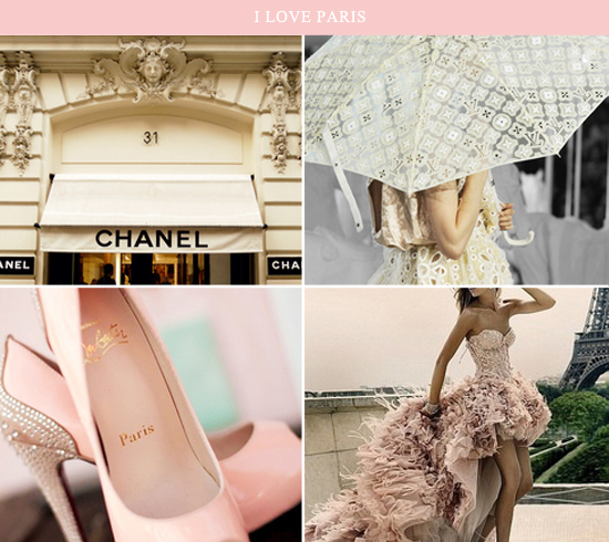Fashion in Paris