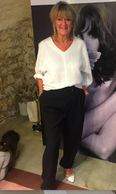 Parisian- Woman- Over- 50